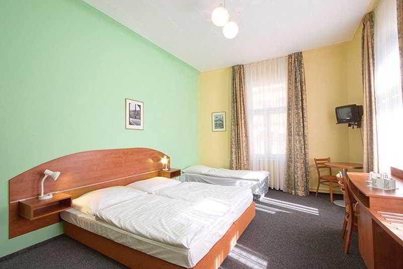 Holidays at Capri Hotel in Prague, Czech Republic