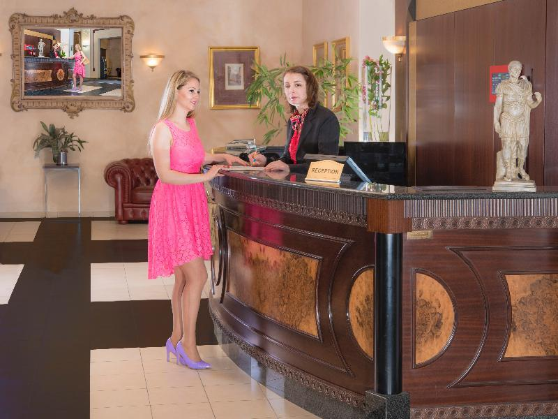 Holidays at Caesar Hotel Prague in Prague, Czech Republic