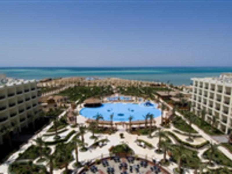 Holidays at Hawaii Le Jardain Aqua Park in Hurghada, Egypt