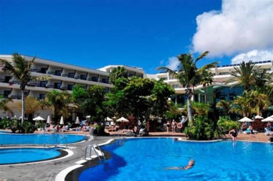 Holidays at Hipotels Natura Palace Hotel in Playa Blanca, Lanzarote