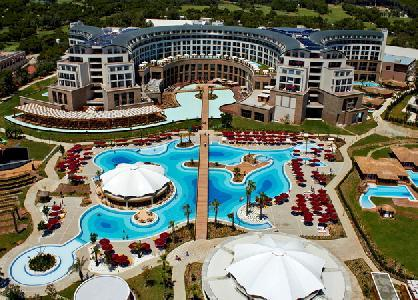 Holidays at Riu Kaya Palazzo Golf Resort in Belek, Antalya Region