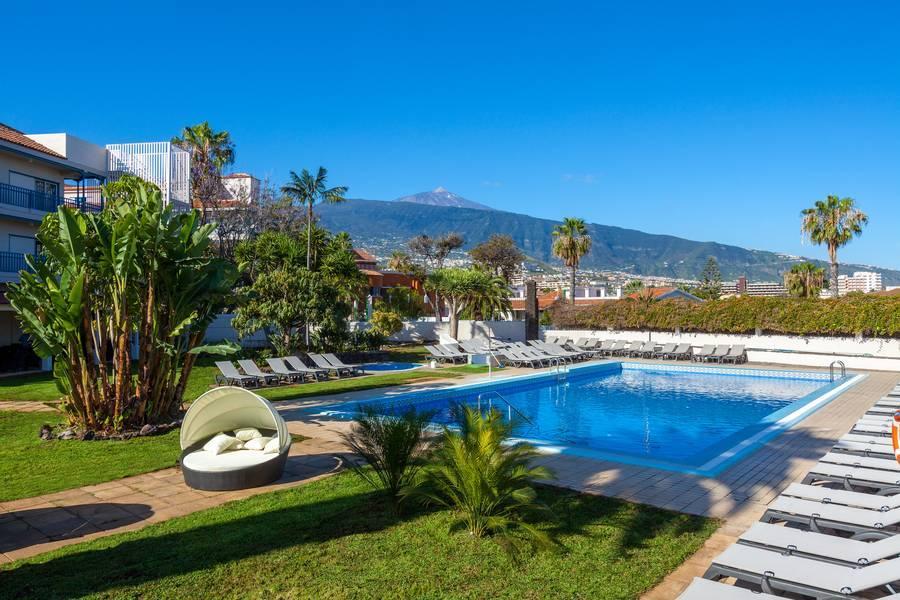 Holidays at Weare Hotel La Paz in Puerto de la Cruz, Tenerife