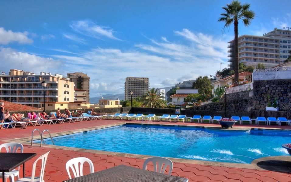 Holidays at Xibana Park Hotel in Puerto de la Cruz, Tenerife