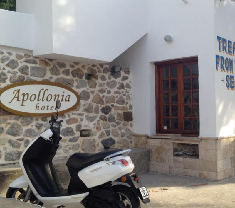 Holidays at Apollonia Hotel in Marmari, Kos