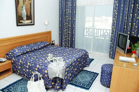 Holidays at Mechmoum Hotel in Hammamet Yasmine, Tunisia