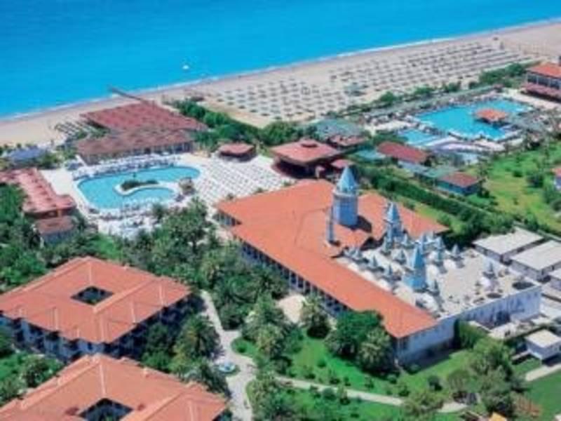 Holidays at Club Ali Bey Park Hotel in Kizilagac Side, Side