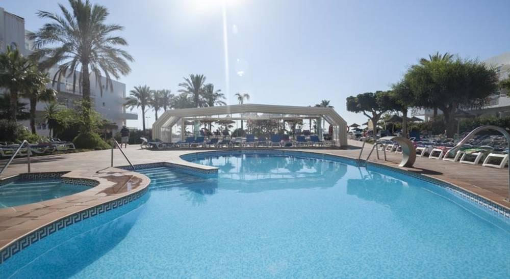 Holidays at Best Oasis Tropical Hotel in Mojacar, Costa de Almeria