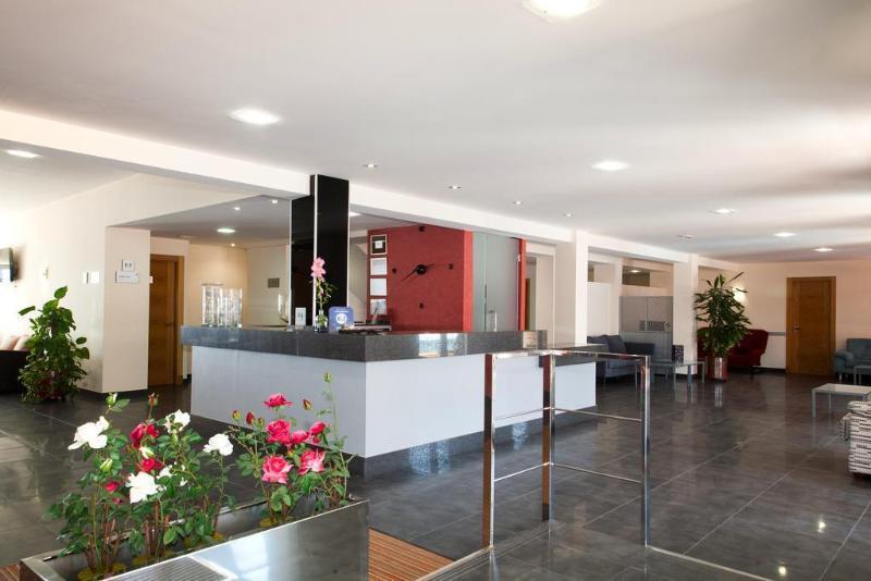 Holidays at Continental Hotel in Mojacar, Costa de Almeria