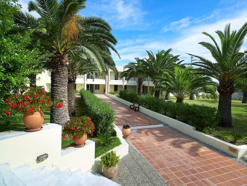 Holidays at Eleftheria Hotel in Agia Marina, Crete