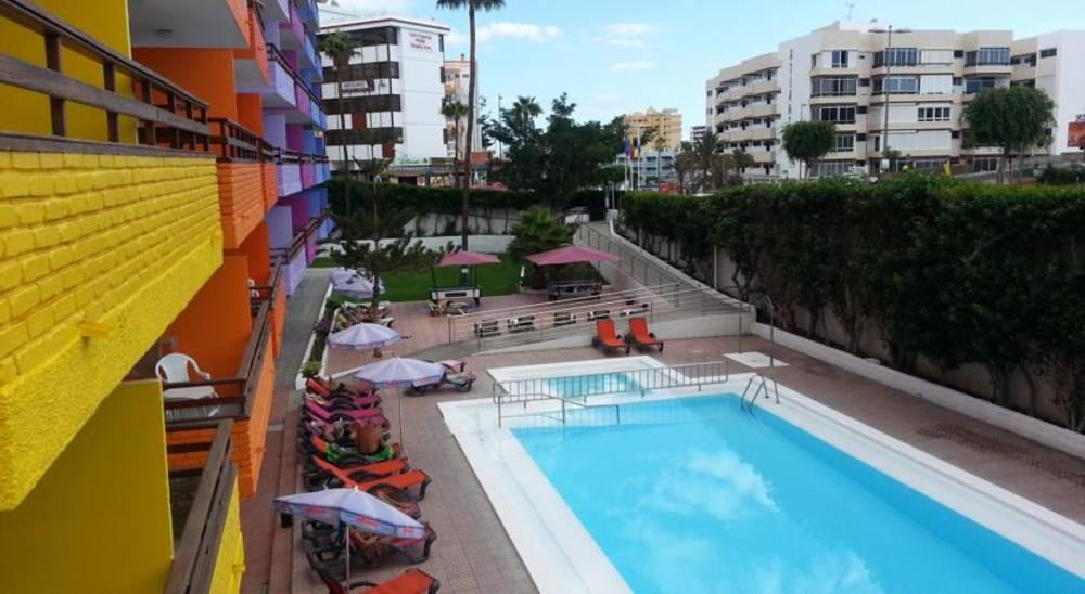 Holidays at Las Gacelas Apartments in Playa del Ingles, Gran Canaria