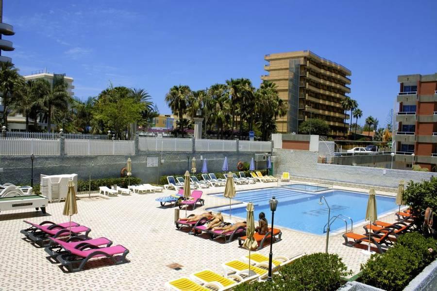 Holidays at Fayna Apartments in Playa del Ingles, Gran Canaria