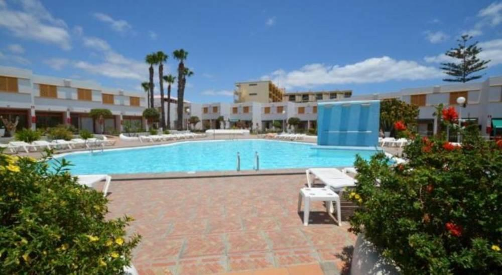 Holidays at Las Brisas Bungalows in Playa del Ingles, Gran Canaria