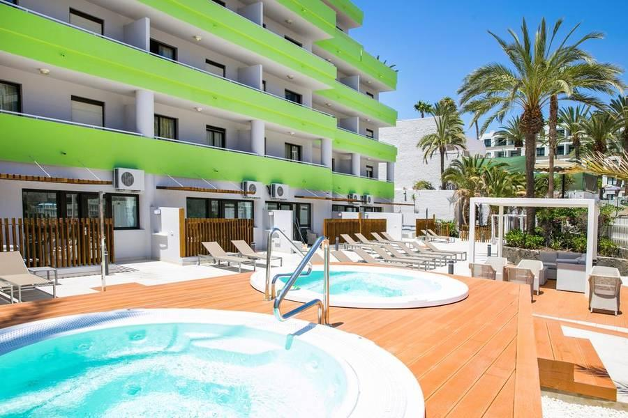 Holidays at Anamar Suites Hotel in Playa del Ingles, Gran Canaria