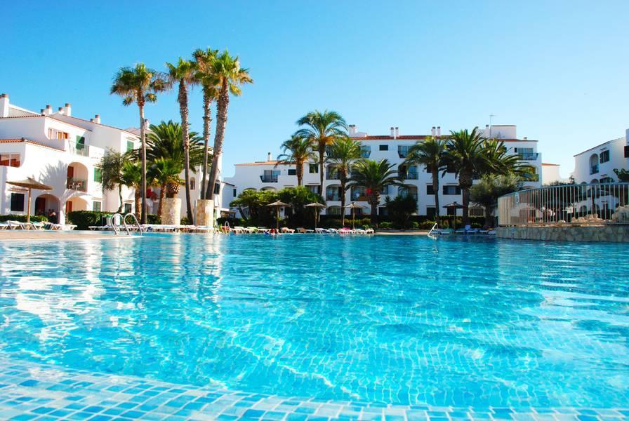Holidays at Vista Blanes Apartments in Cala'n Blanes, Menorca
