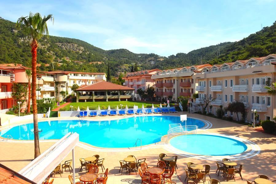 Holidays at Turquoise Hotel in Olu Deniz, Dalaman Region