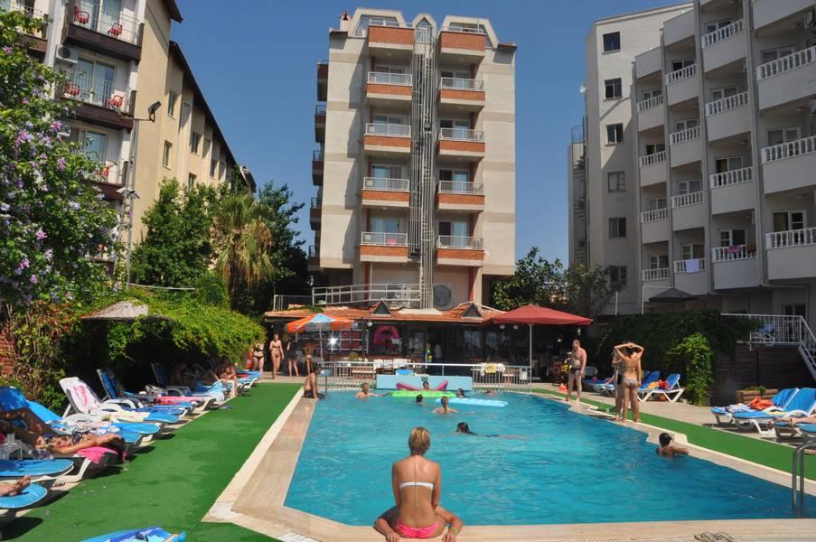 Holidays at Aegean Park Hotel in Marmaris, Dalaman Region