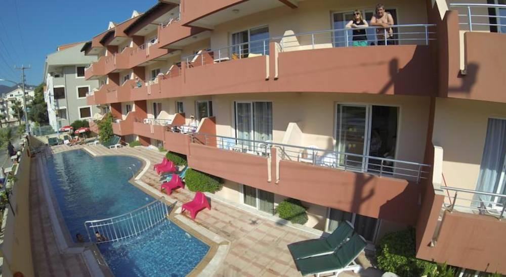 Holidays at High Life Apartments in Marmaris, Dalaman Region
