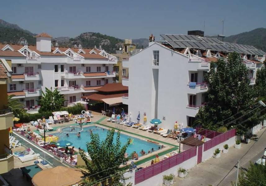 Holidays at Rosy Apartments in Marmaris, Dalaman Region