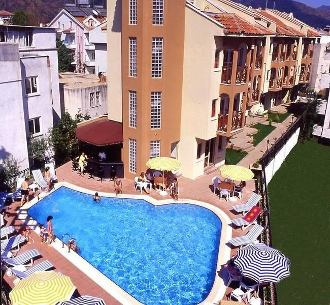 Holidays at Ozhan Apartments in Marmaris, Dalaman Region