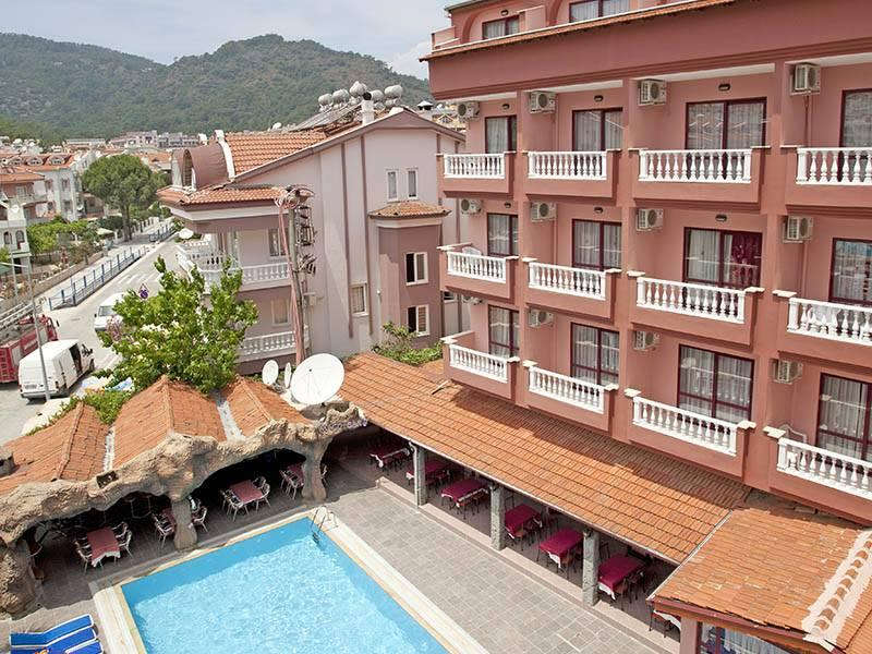 Holidays at Kivilcim Hotel in Marmaris, Dalaman Region