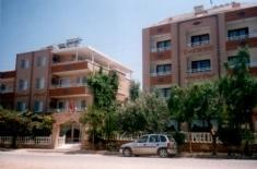 Holidays at Yagmur Aparthotel in Altinkum, Bodrum Region