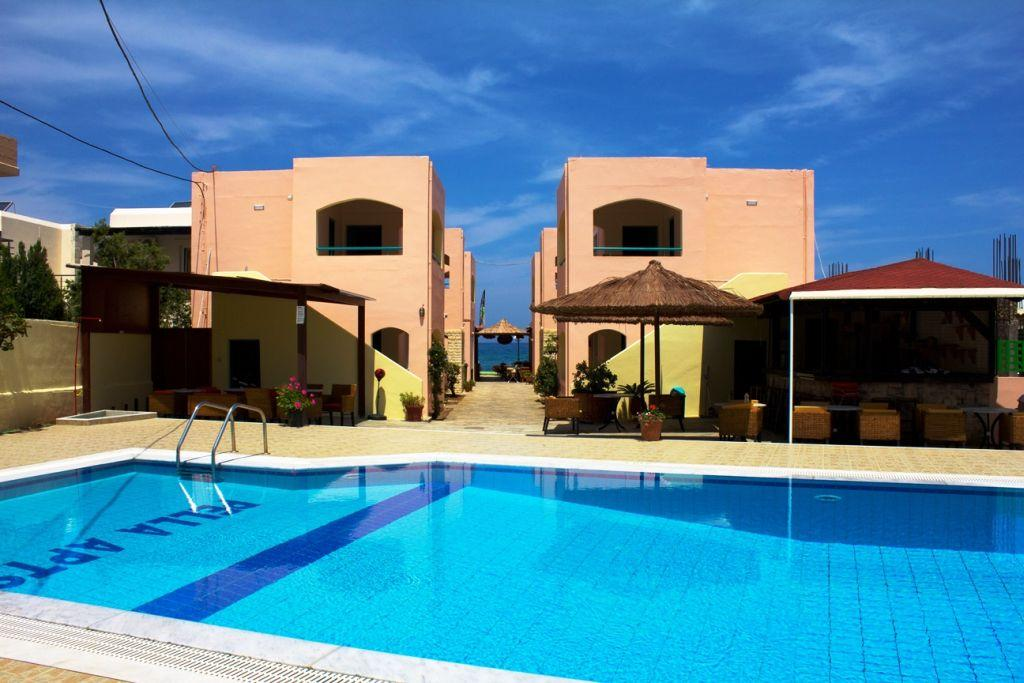Holidays at Pella Apartments in Gouves, Crete