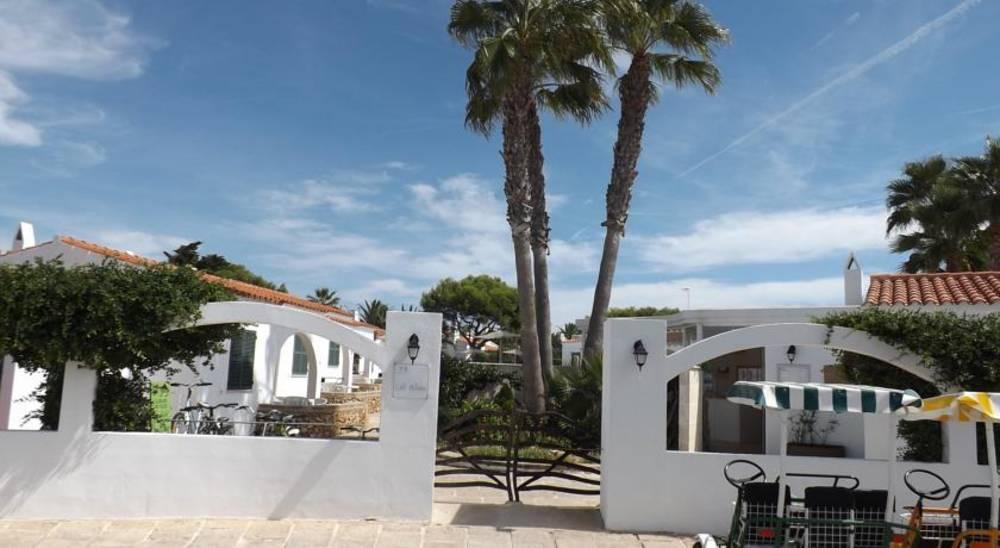 Holidays at Nure Cel Blau Apartments in Cala'n Bosch, Menorca