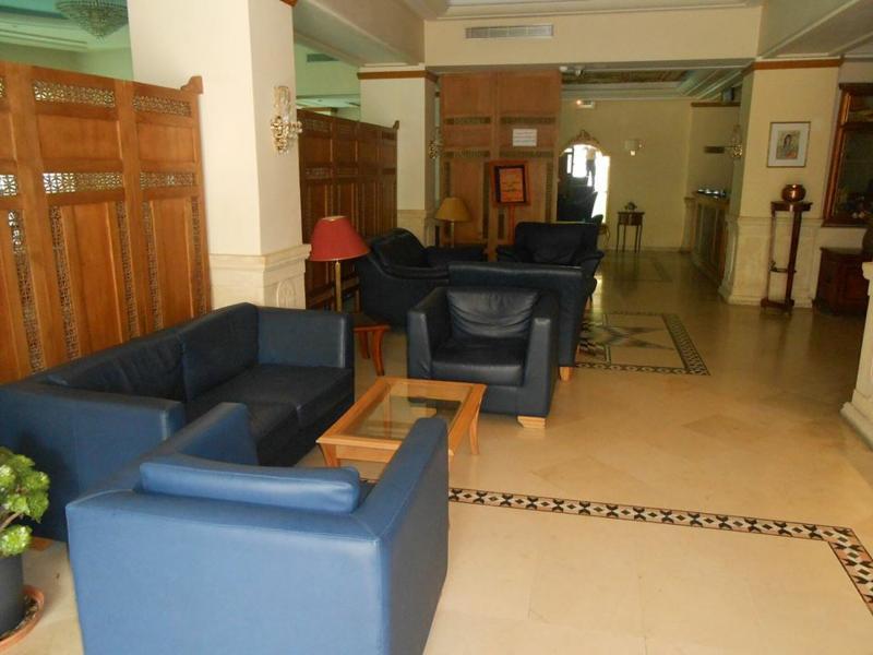 Holidays at Le Phenix Hotel in Mahdia, Tunisia