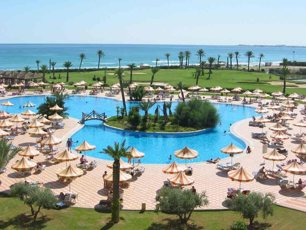 Hotel Nour Palace Mahdia Photos