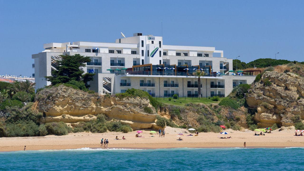 Holidays at Alisios Hotel in Albufeira, Algarve