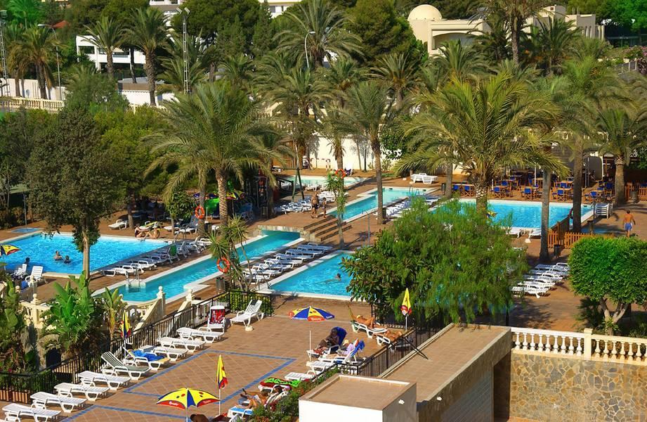 Holidays at ATH Portomagno Hotel in Aguadulce, Costa de Almeria