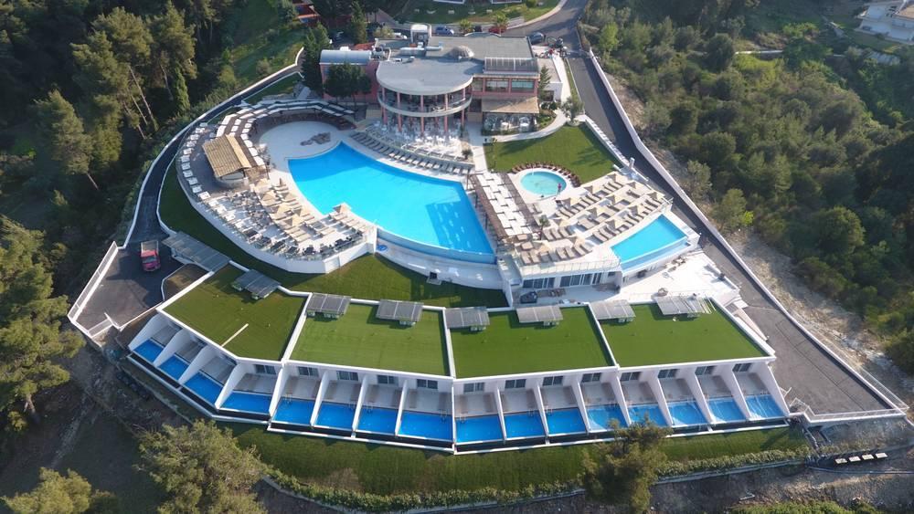 Holidays at Alia Palace - Adults Only in Pefkohori, Halkidiki