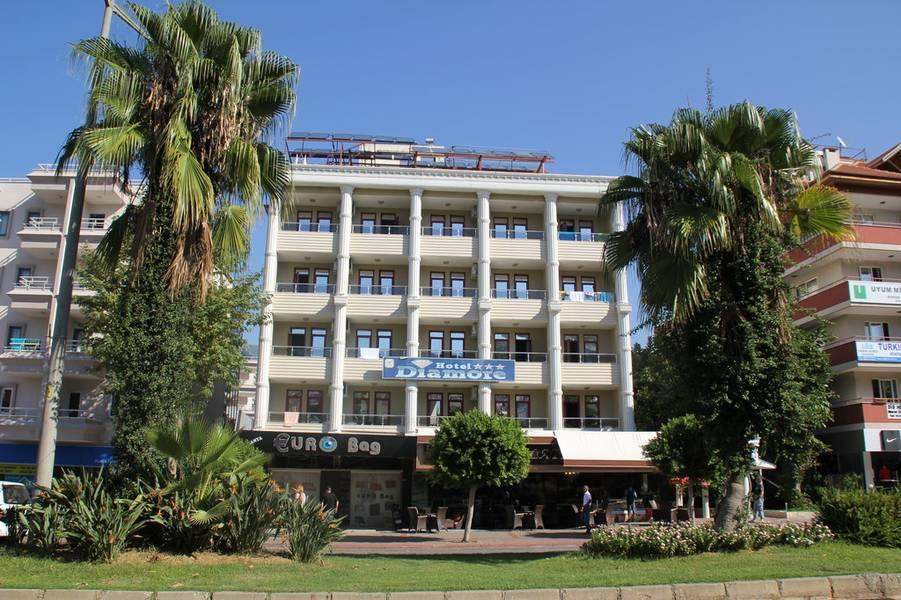 Holidays at Diamore Hotel in Alanya, Antalya Region