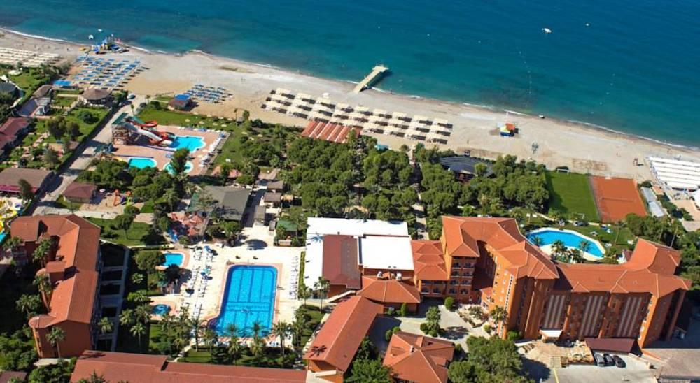 Holidays at Club Turtas Beach Hotel in Konakli, Antalya Region