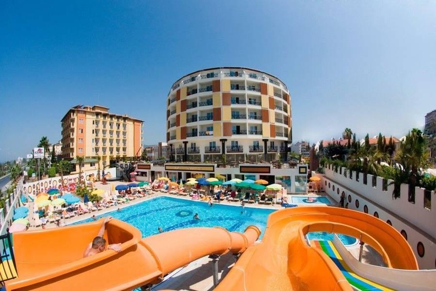 Holidays at Arabella World Hotel in Avsallar, Antalya Region