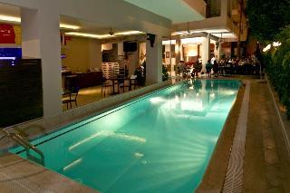 Holidays at Caligo Apart Hotel in Alanya, Antalya Region