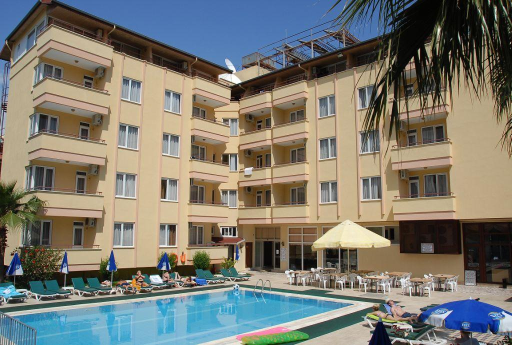 Holidays at Grand Horizon Aparthotel in Alanya, Antalya Region