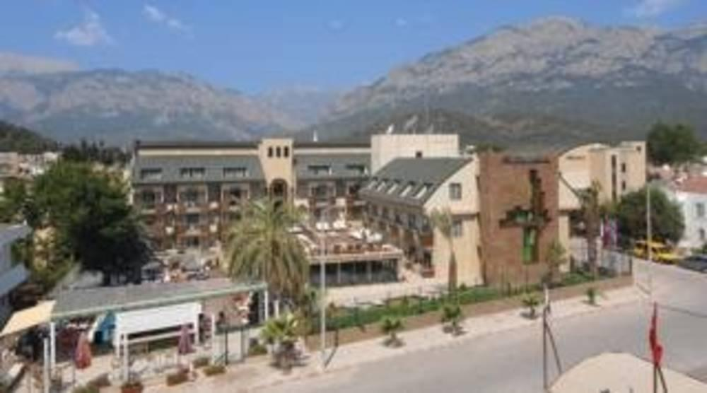 Holidays at Ambassador Plaza Hotel in Kemer, Antalya Region