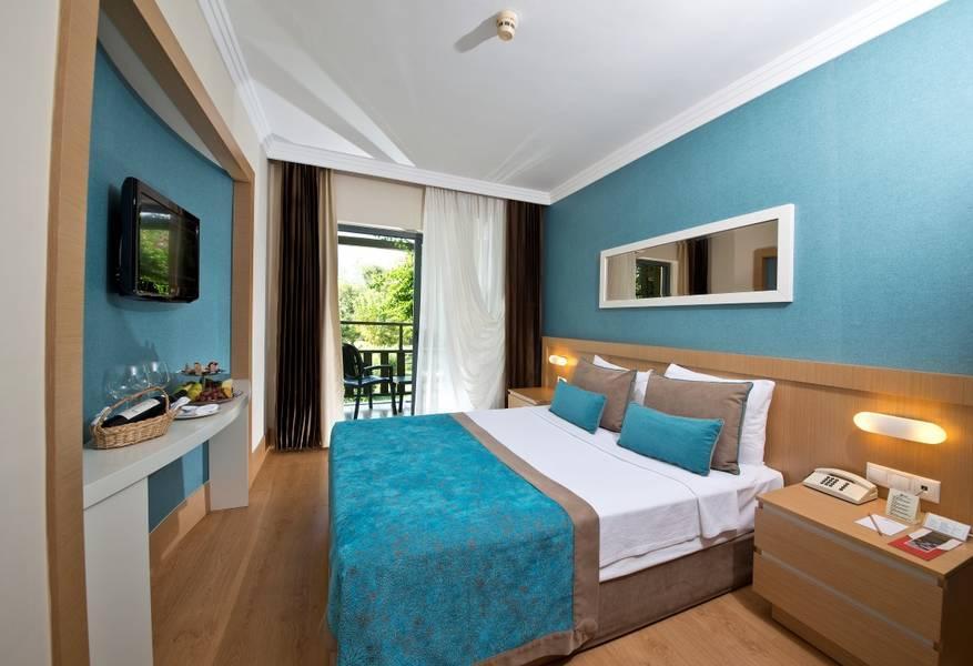 Limak Limra Hotel Kemer Antalya Region Turkey Book