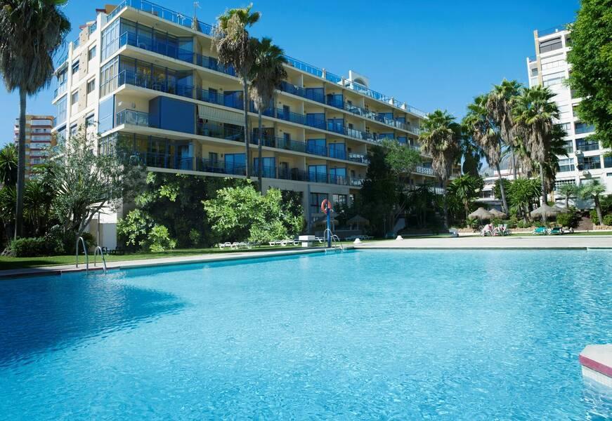 Holidays at MS Alay Apartments in Benalmadena, Costa del Sol