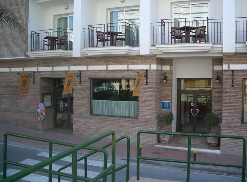 Holidays at Almijara Hotel in Almunecar, Costa del Sol