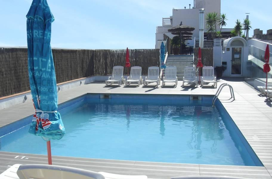 Holidays at Mont Palau Hotel in Pineda de Mar, Costa Brava