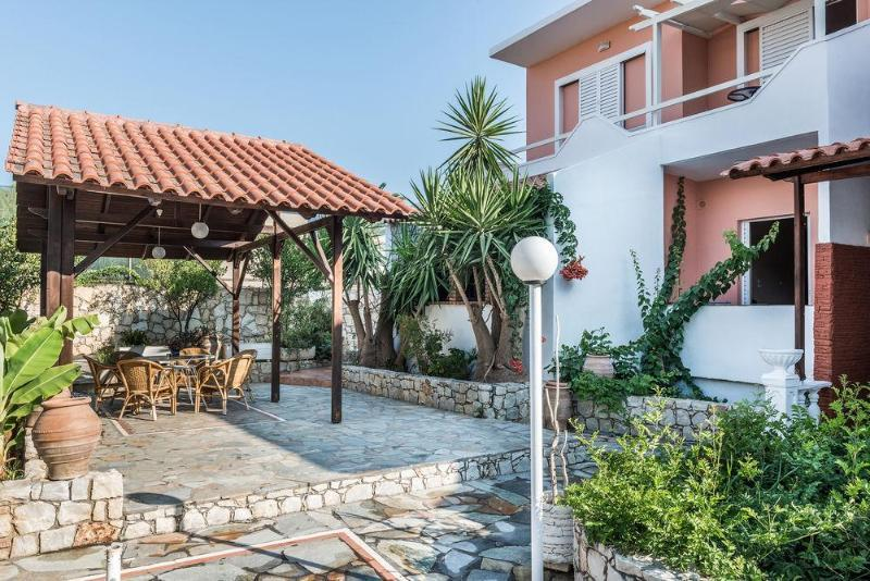 Holidays at Galini Beach and Eden in Agia Marina, Crete