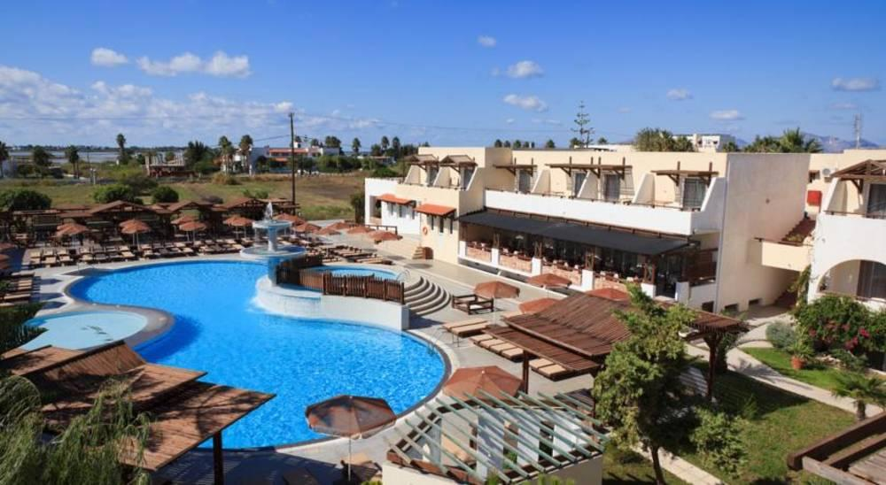 Holidays at Gaia Village Hotel in Tingaki, Kos