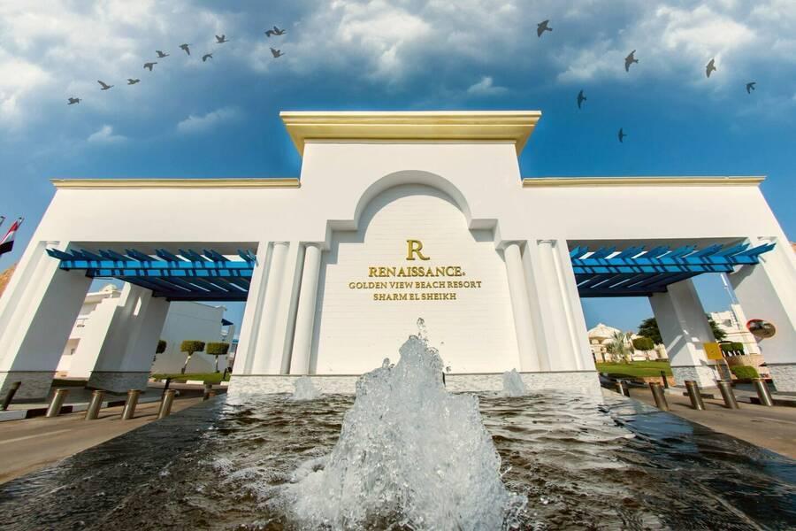 Holidays at Renaissance Golden View Beach Resort in Om El Seid Hill, Sharm el Sheikh