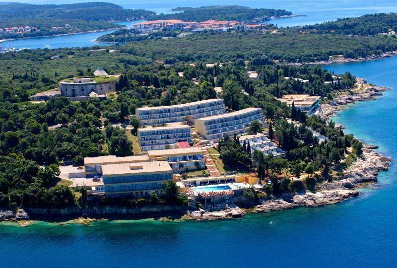 Splendid Resort Hotel Pula Croatia Book Splendid Resort