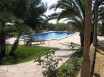 Swimming Pool at Sa Pletassa Hotel