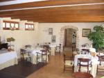 Dining Room in Sa Pletassa Hotel