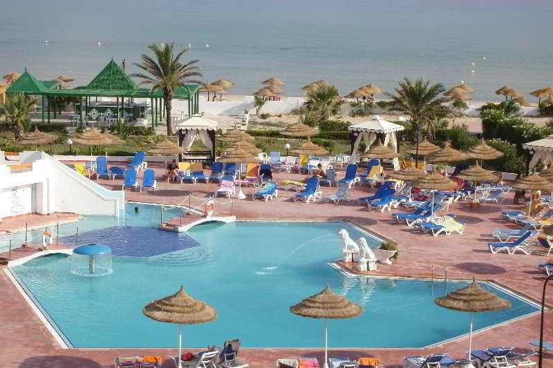 Holidays at Helya Beach & Spa Hotel in Skanes, Tunisia