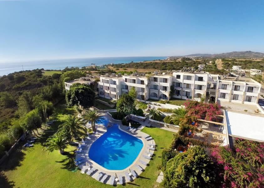 Holidays at Ekaterini Apartments in Kiotari, Rhodes